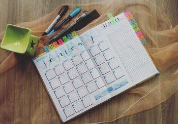 Erstelle Deinen Zeitplan für die Bachelorarbeit